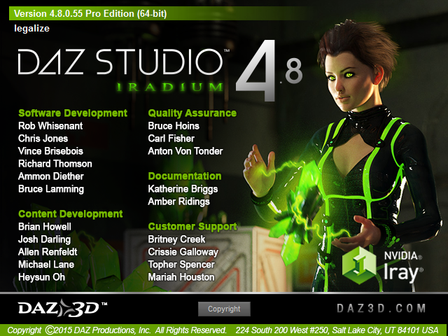 About_DAZ_Studio_4.8